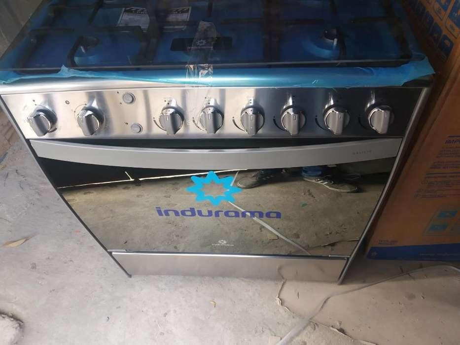 Cocina Indurama Nueva