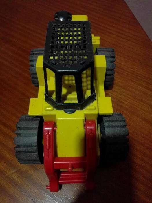 Maquina Tractor de Juguete