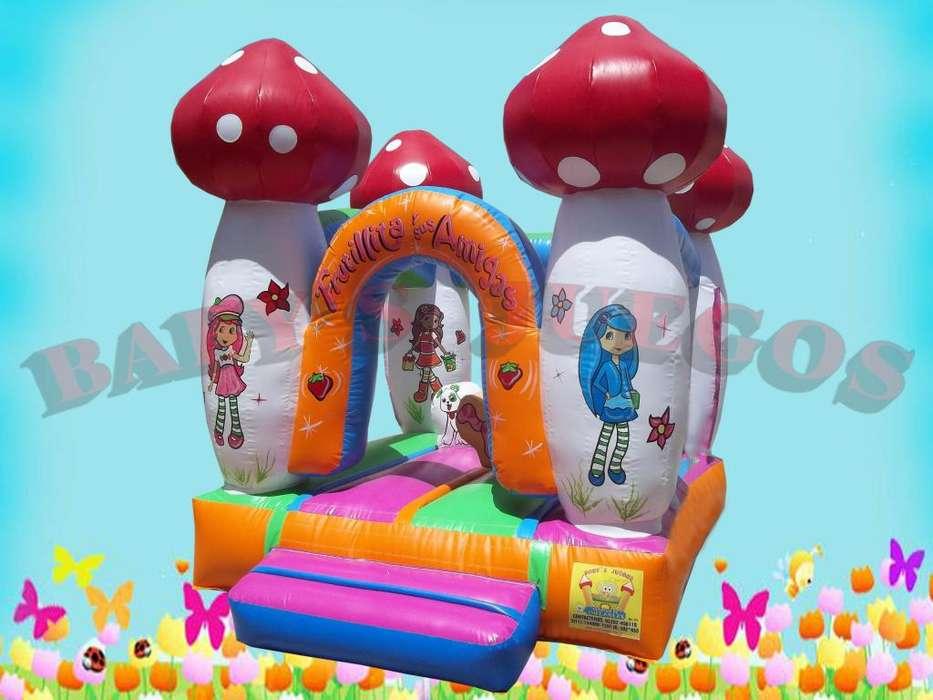 Mundo Frutillitas - Babysjuegos