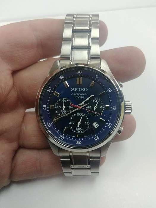 Reloj Seiko Japones Nuevo
