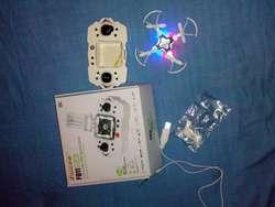 Mini Drone Sq11 Cámara Wifi