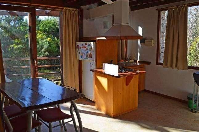 np57 - Departamento para 2 a 5 personas con pileta y cochera en Las Gaviotas