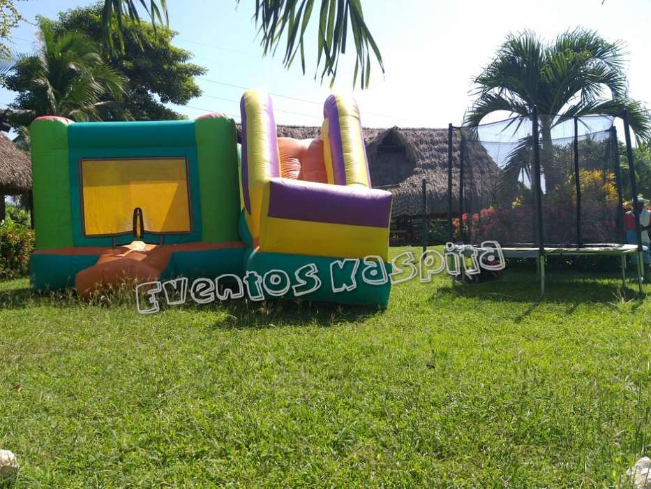 Alquiler Inflables Y Trampolin