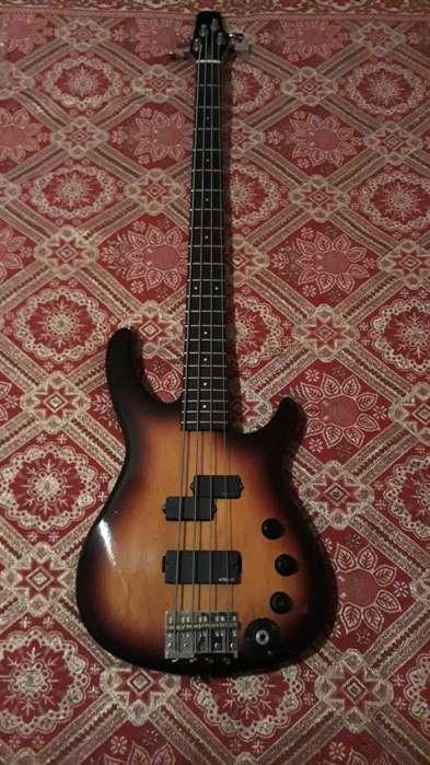 Bajo Fender Mb4 Japon Mics Emg