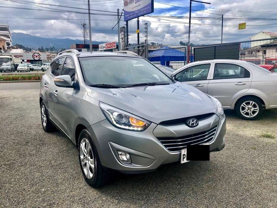 Hyundai Tucson 2015 - 55000 km