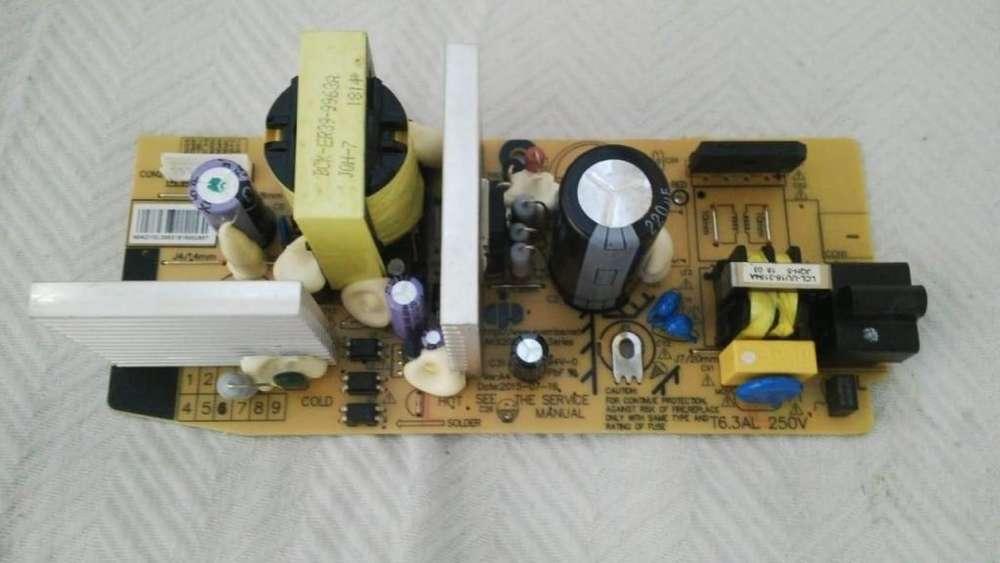 Placa Fuente Panasonic Sa-akx 440
