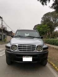Ssangyong Korando 2005 / 2006 Mecanico 4x4 Turbo Diesel a 5300  Dolares