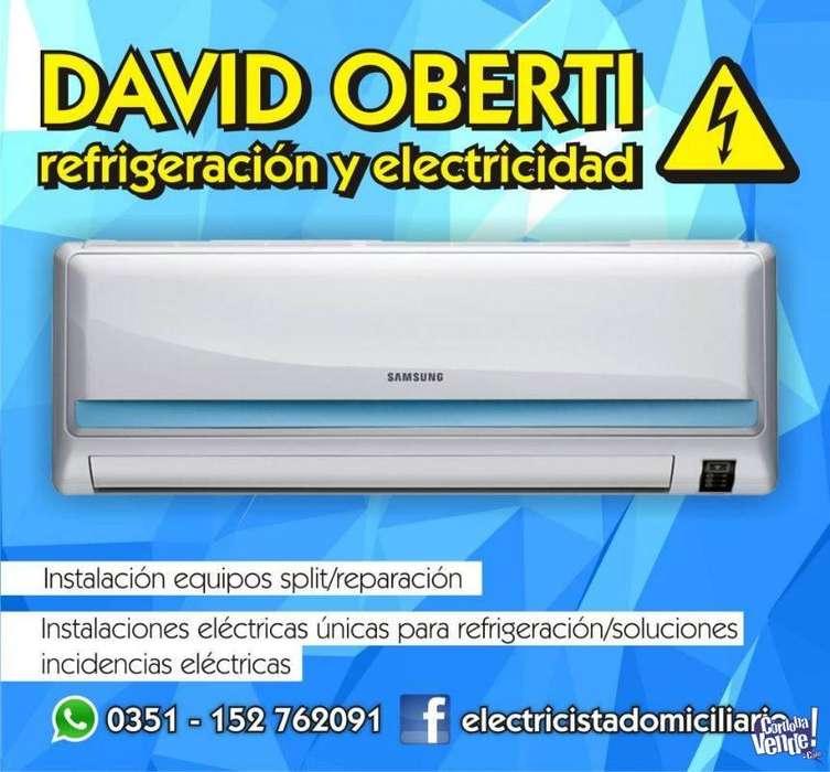 Instalador matriculado de aire acondicionado