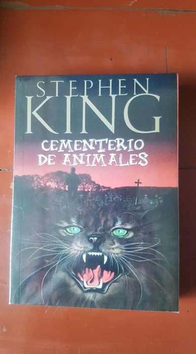 Libro Cementerio De Animales Stephen King