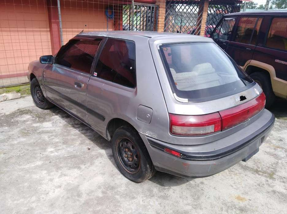 <strong>mazda</strong> 323 1991 - 0 km
