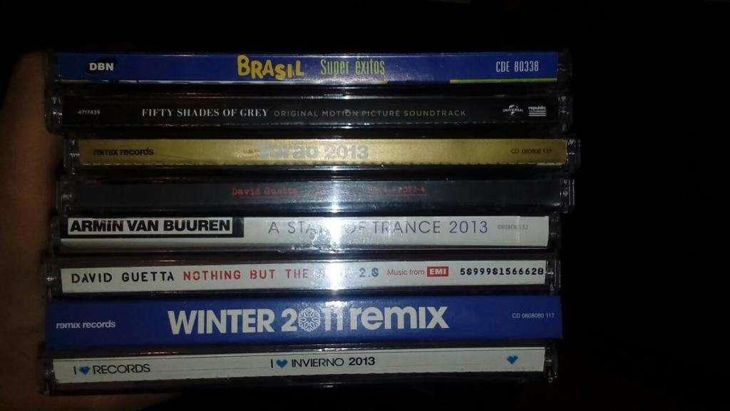 cd musica electronica