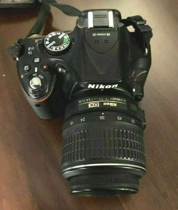 Nikon D5200 de Fabrica Nueva Excelencia