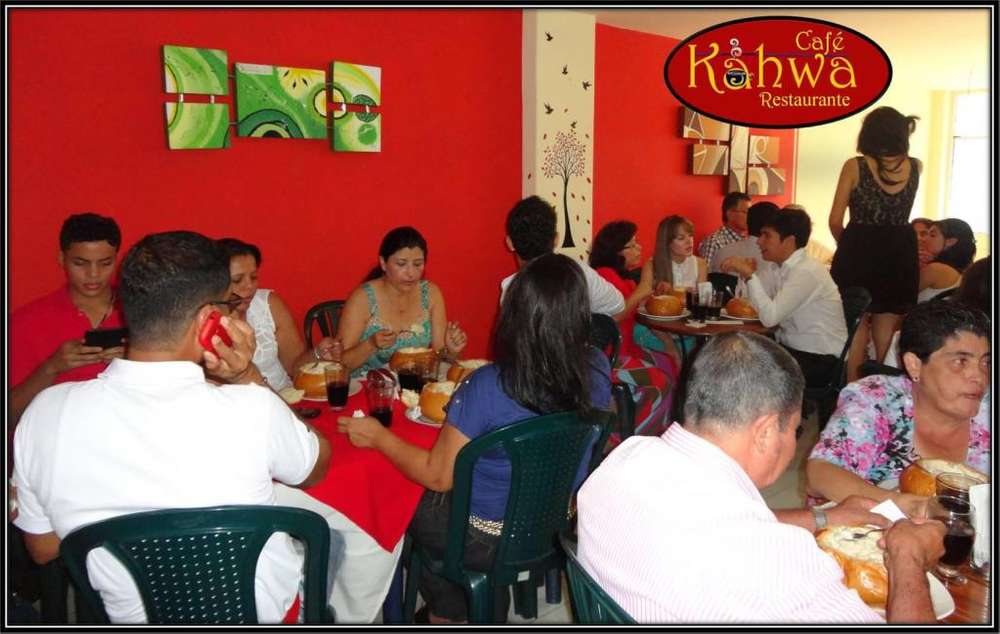 Auxiliar de Cafe - Restaurante