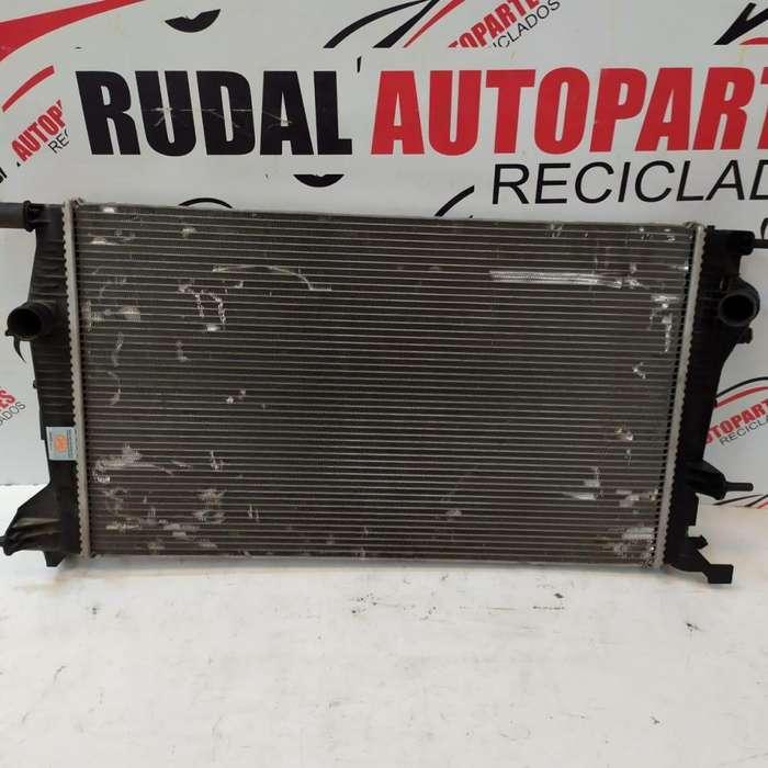 Radiador De Agua Renault Megane 4750 Oblea:02901920
