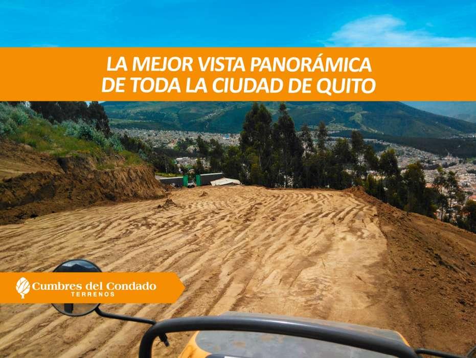 Venta de terrenos urbanizados en el norte de Quito desde 13.950