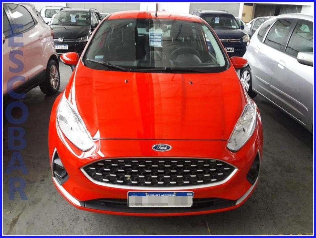 Ford Fiesta 1.6l se 5ptas my18