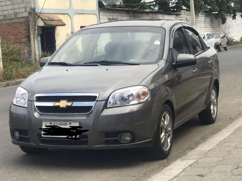 Chevrolet Aveo 2015 - 0 km