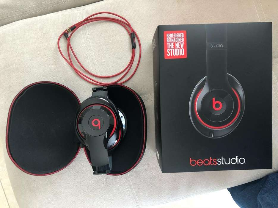 Audifonos Beats Studio