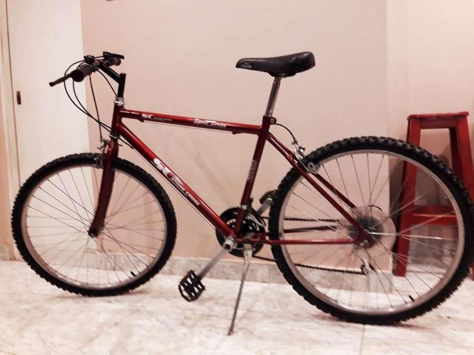Bicicleta Mountain Bike Rod 26