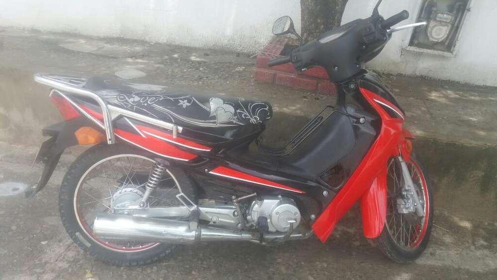 Moto Auteco 110