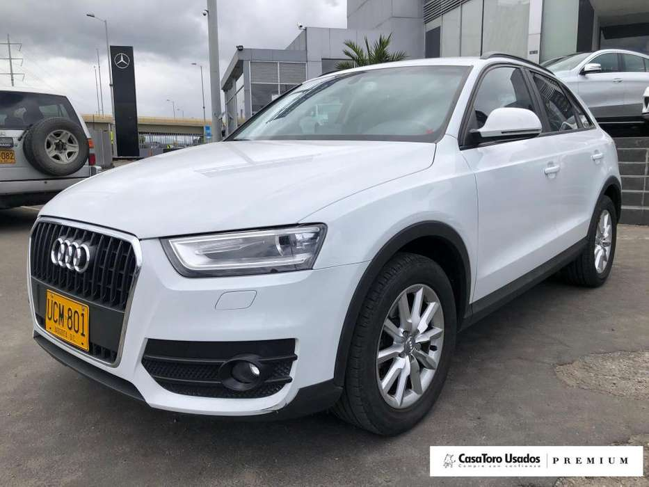 <strong>audi</strong> Q3 2015 - 36729 km