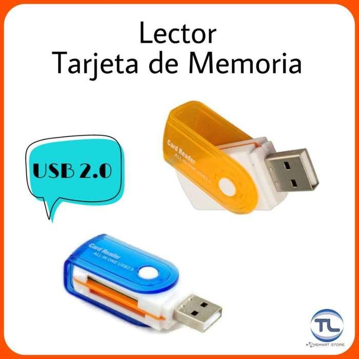 Lector de Tarjeta de Memoria