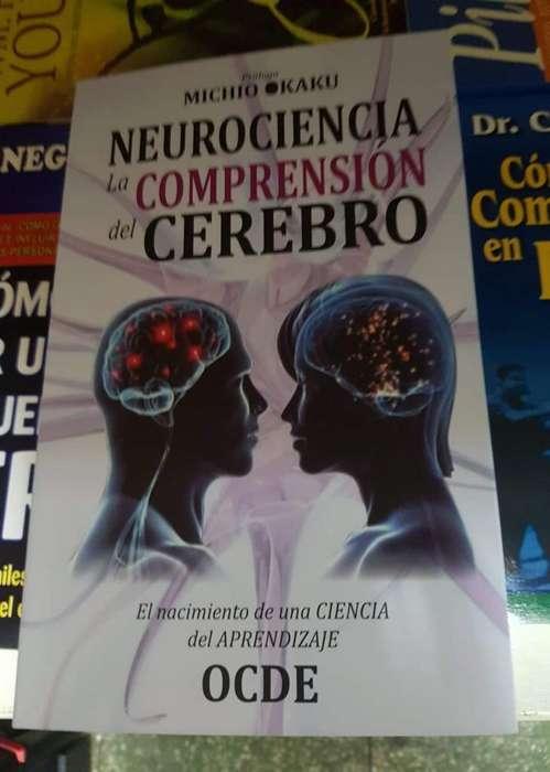 Libro Neurociencia La Comprensión Del Cerebro Michio Kaku