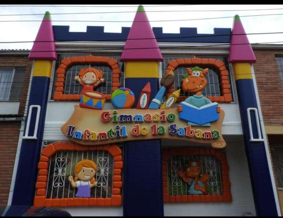 Ganga **Jardín Infantil en Facatativá**