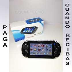 Consola MP5 de juegos PSP