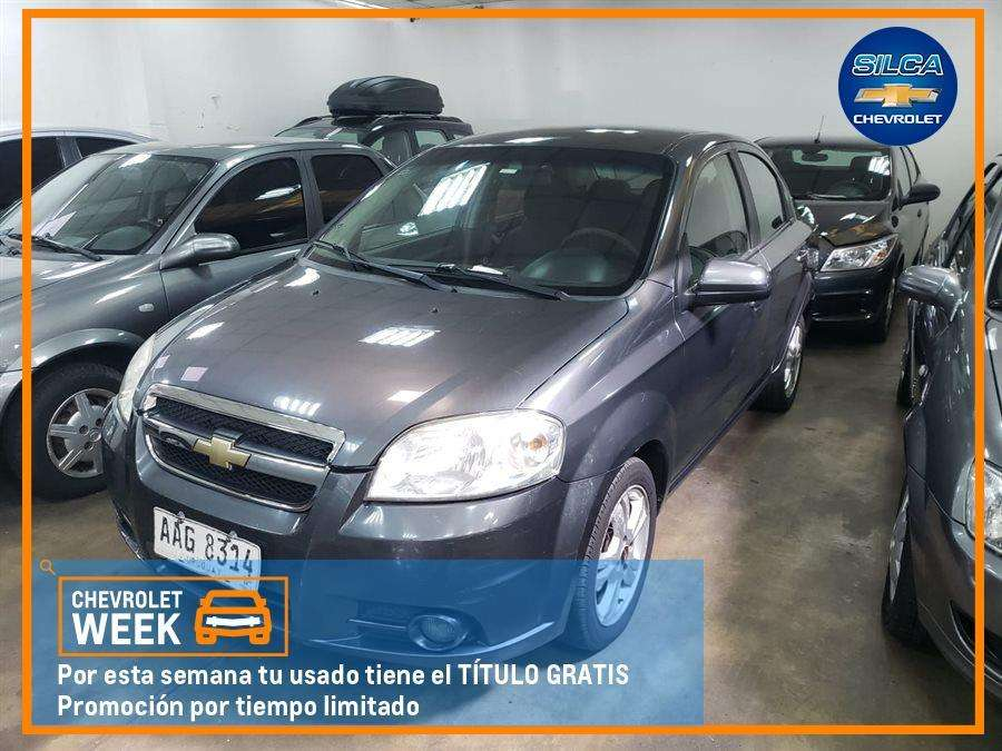<strong>chevrolet</strong> Aveo 2011 - 166297 km