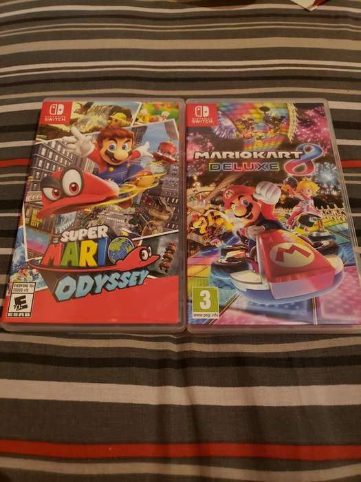 Juegos Nintendo Switch Vendo O Permuto