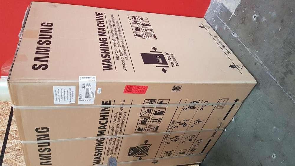 Lavadora SAMSUNG - 15kg AUTOM WA15F5L2UDY1CO