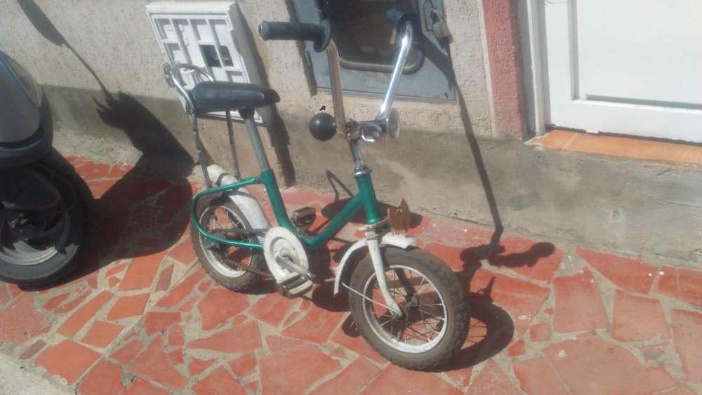 Bicicleta monark de coleccion