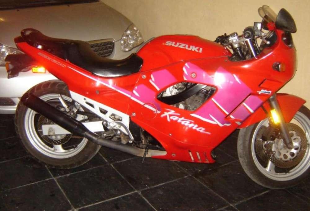 Vendo Suzuki katana 600 Mod 1993
