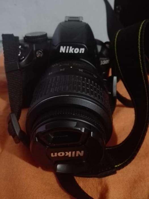 Nikon D3100 Impecable Estado Vendo O Permuto iphone Mas Diferencia liquido urgente