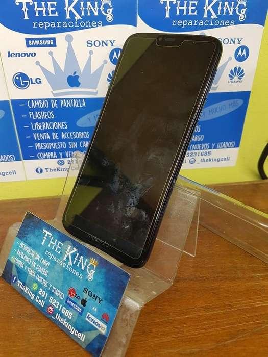 Vendo o permuto Motorola G7 power libre IGUAL A NUEVO!