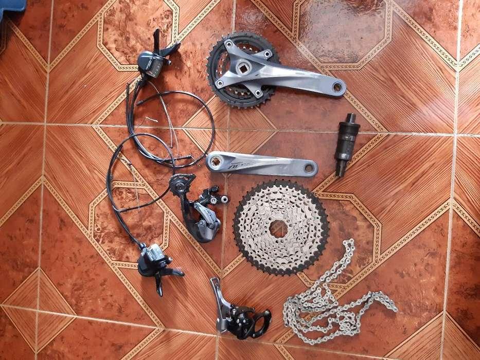Grupo Bicicleta