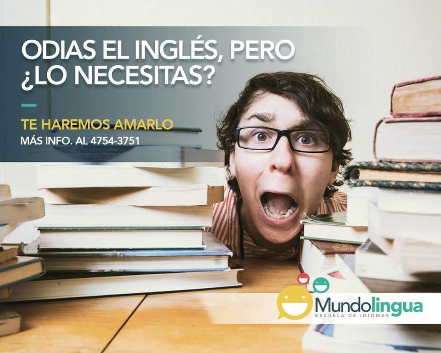 English Classes, Clases de Inglés