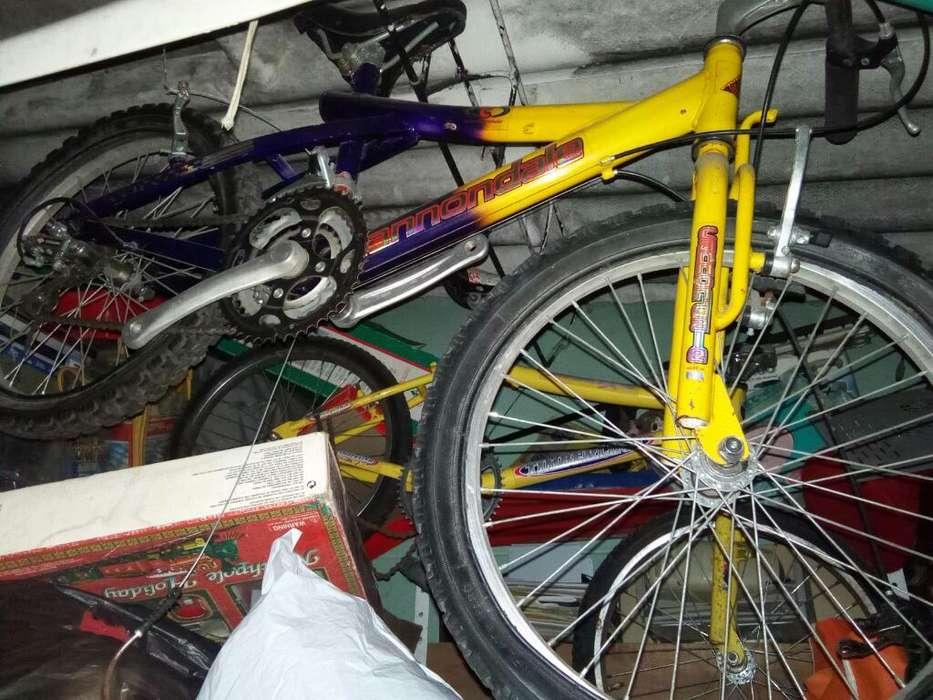 Vendo Bici de Aluminio
