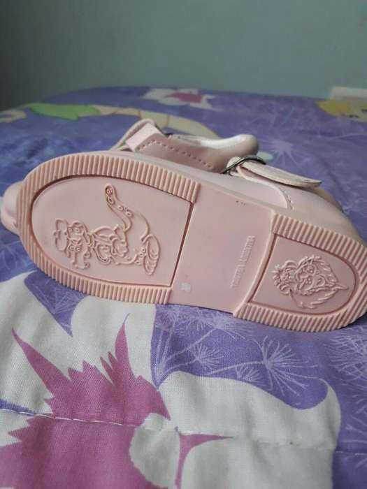Zapatos Nena Impecables Pastel 18 19