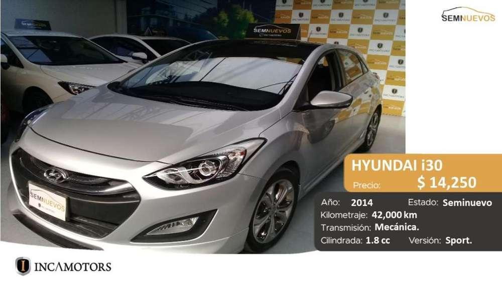 Hyundai i30 2013 - 42000 km