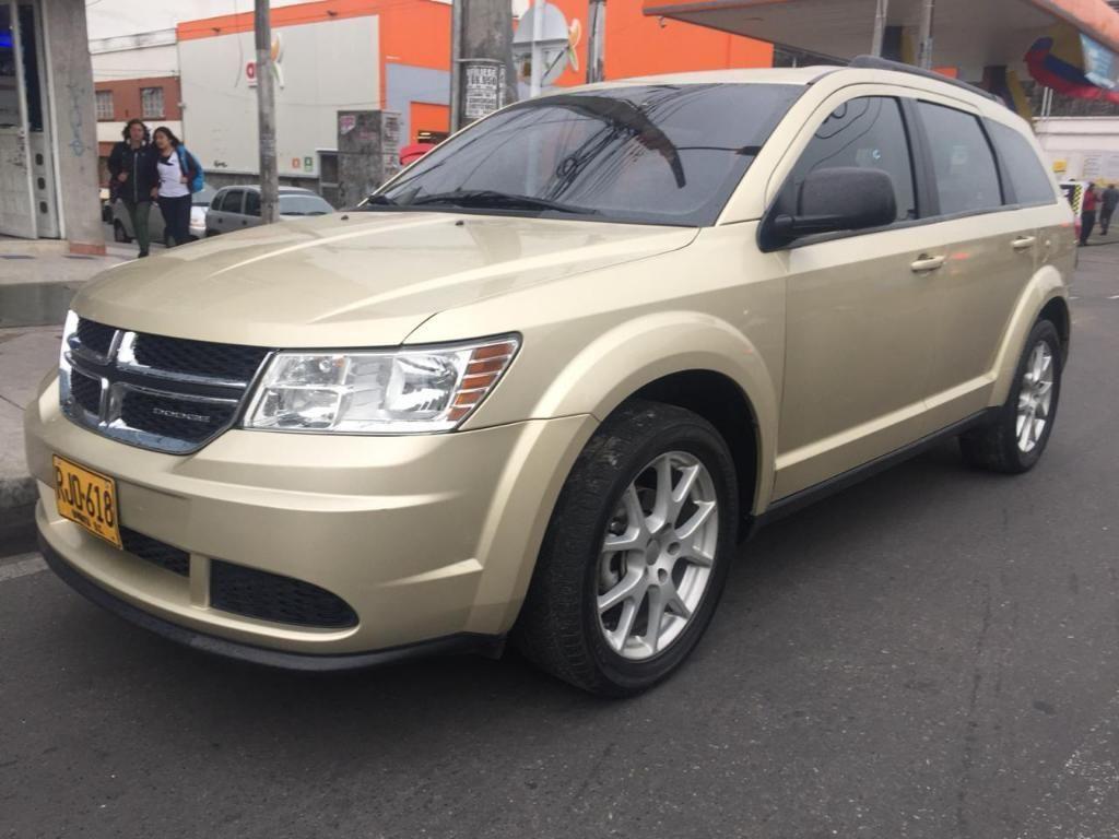 Dodge Journey 2.4 Aut 5 Psj 4x2