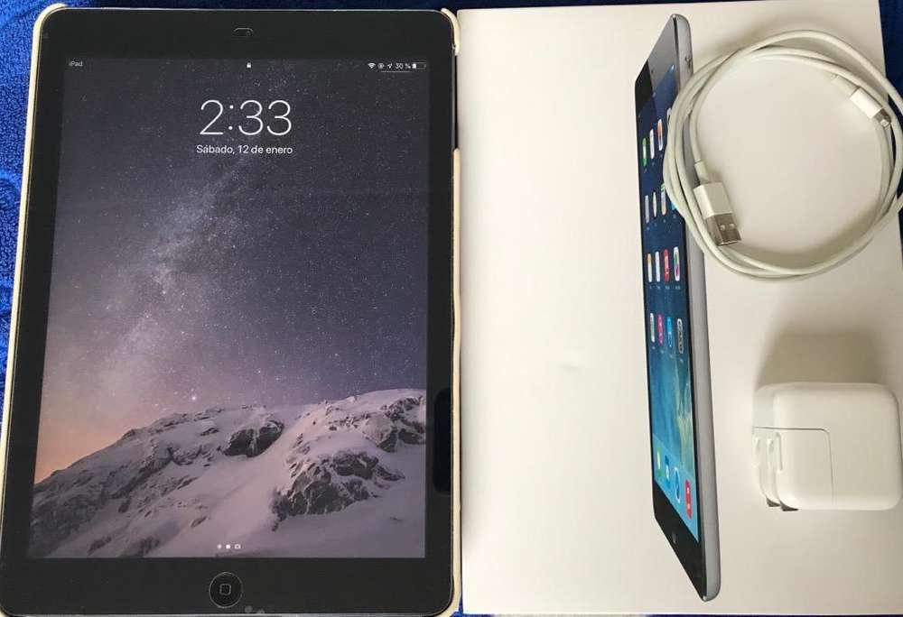 Ipad Air 16 Gb Wifi Gris Modelo A1474