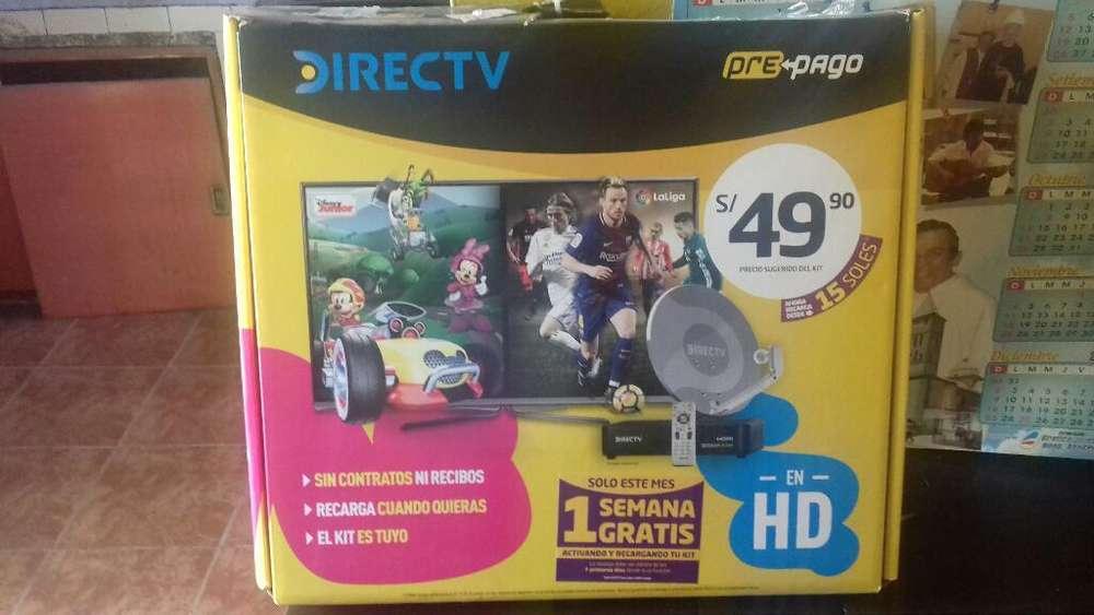 Directv Prepago-servicio Técnico