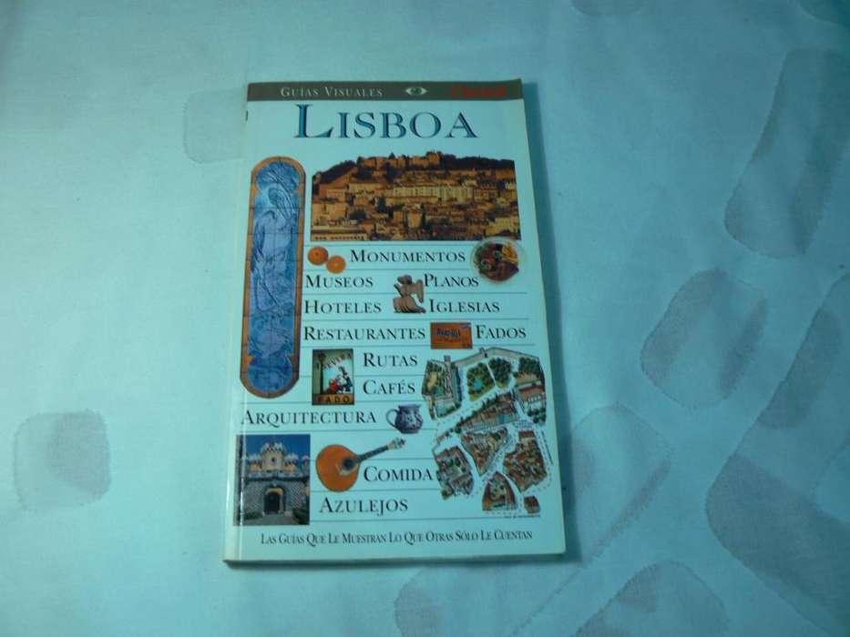 Guía Visual Clarín de Lisboa. Edición 1997.
