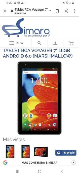 Vendo Tablet 7pulgadas Marca Rca America