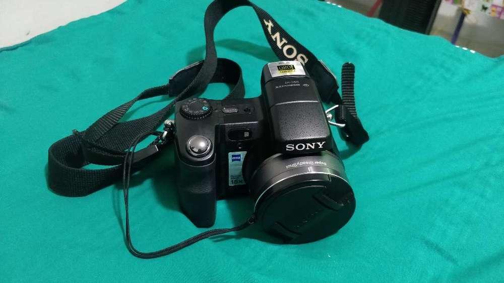 Vendo O Cambio Cámara Sony Dsc- H7