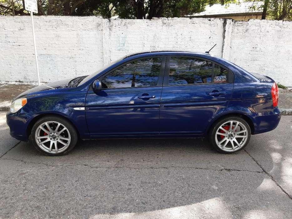 Hyundai Accent 2009 - 117 km