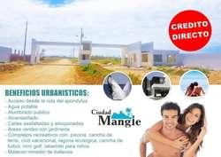 LOTES URBANIZADOS EN CIUDAD MANGLE CON ACCESO DIRECTO A LA PLAYA / S2