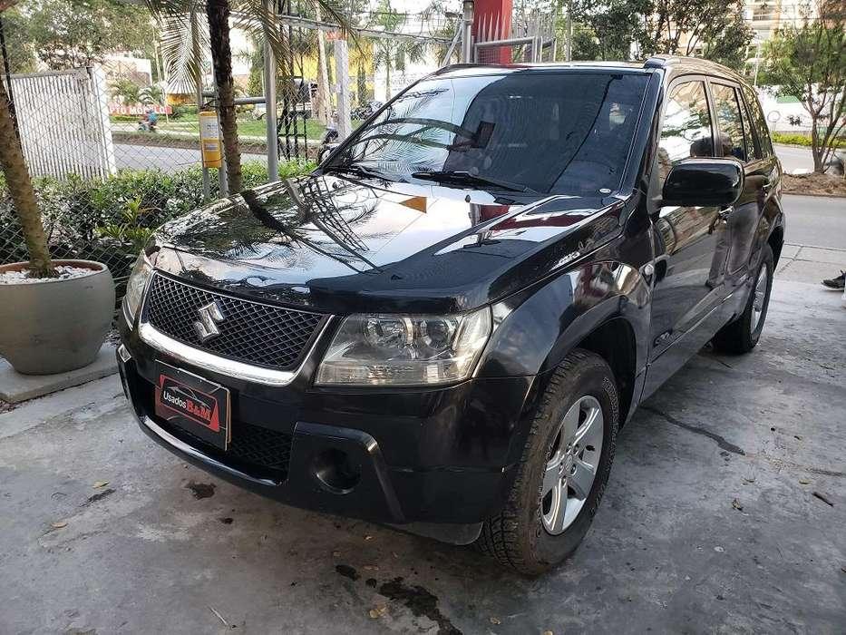 Suzuki Grand Vitara 2009 - 144166 km